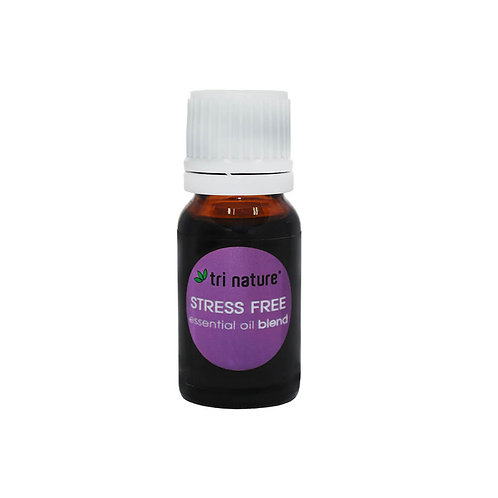 STRESS FREE Essential Oil Blend 10ml