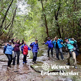 Full Day Adventure Women day out on Walks | Hikes | Kayaking | Abseiling | Rock Climbing and so much more
