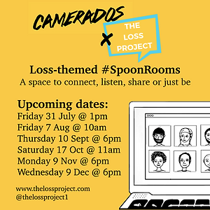 Loss Themed Spoon Room Dates for your di