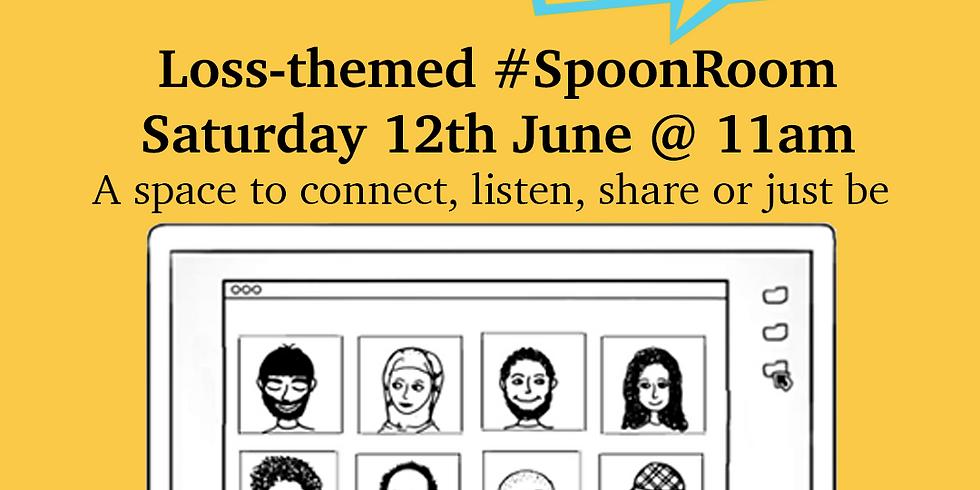 June Loss-themed Spoon Room