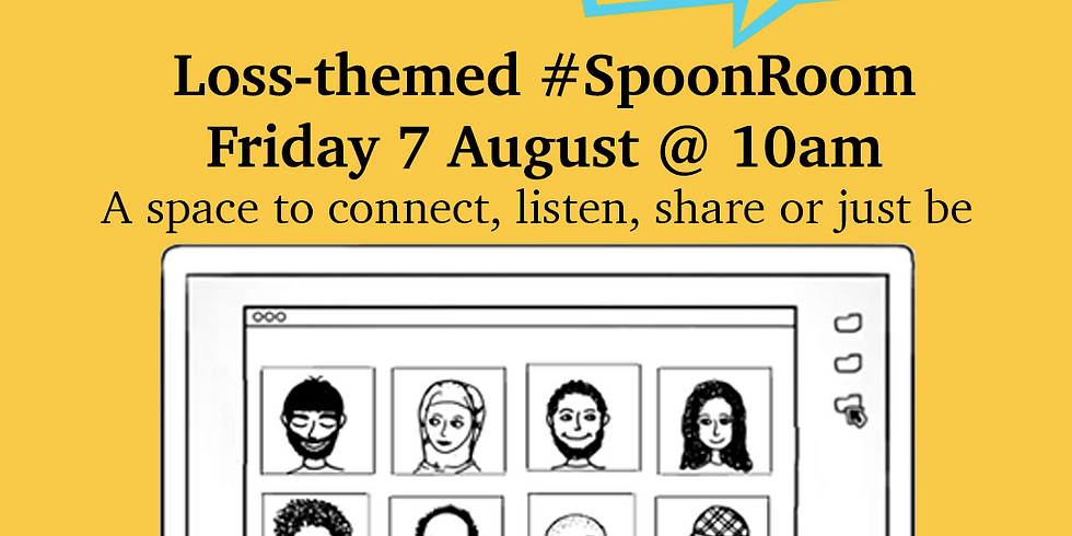 August Loss Themed Spoon Room