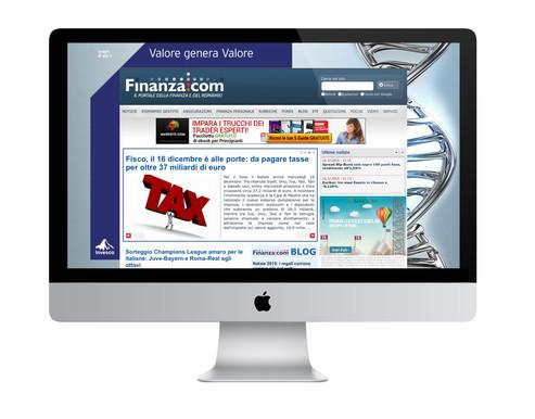 Campagna web   Web advertising campaign