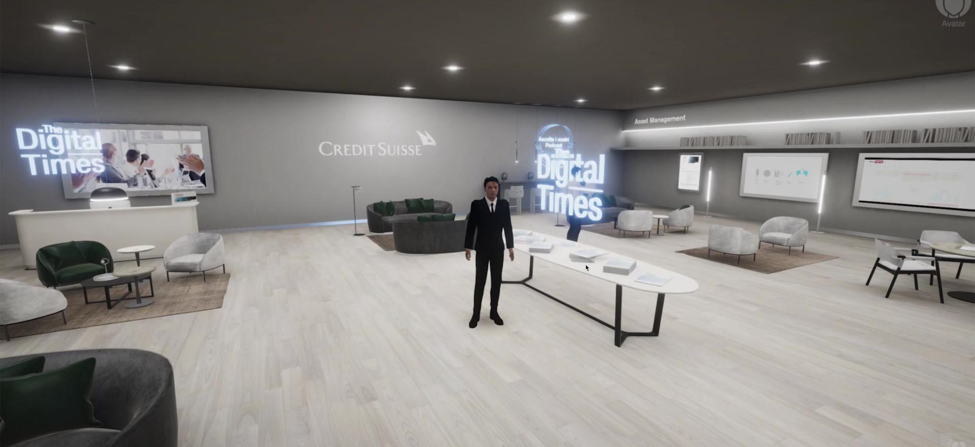 Virtual Room The Digital Times