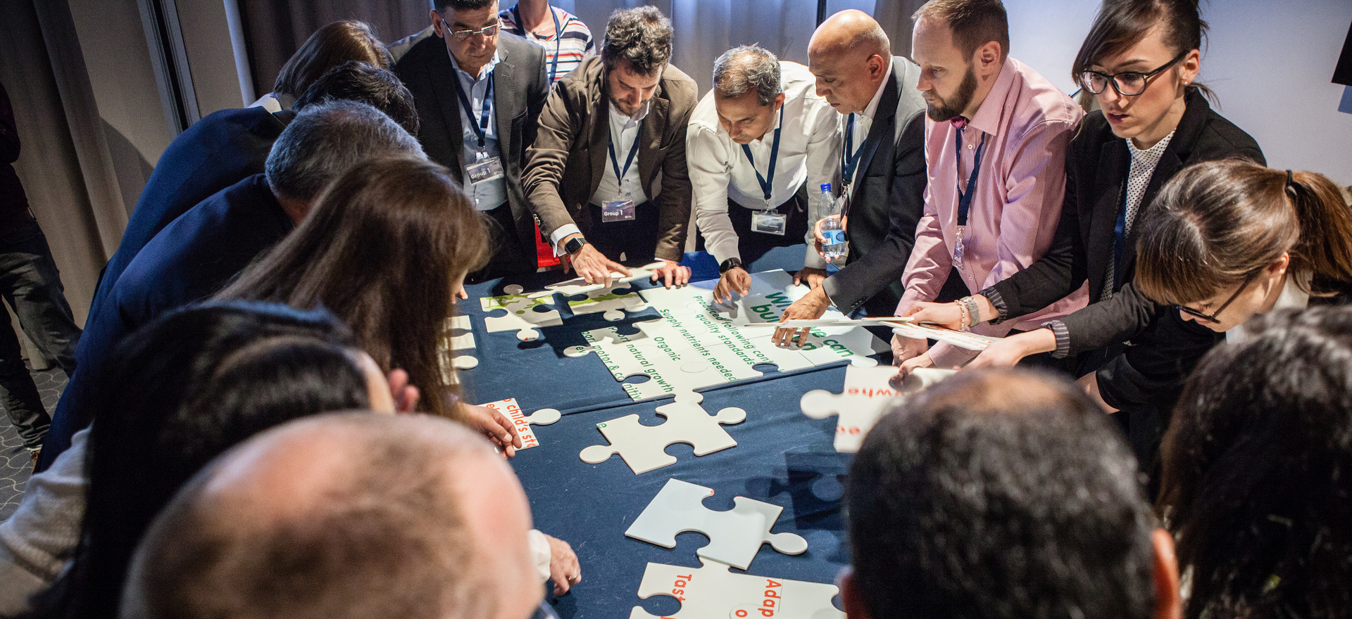 "Sessione Break out ""Puzzle"" 