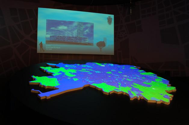 Proiezioni video | Video projections