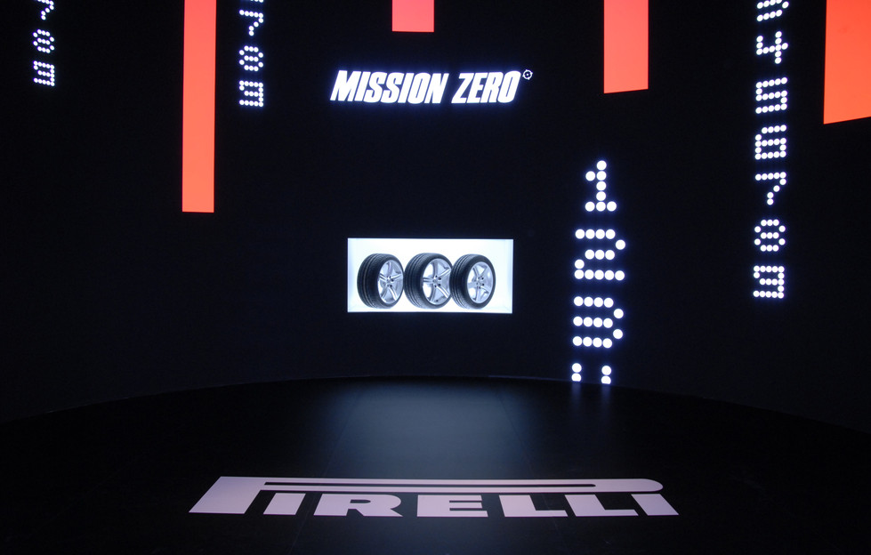 Pirelli P Zero Lancio Internazionale | Dealer and Press International Launch Pirelli P Zero