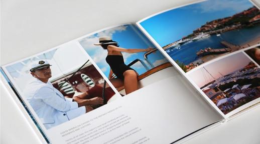 Brochure: progetto grafico e copywriting | Brochure: graphic design and copywriting