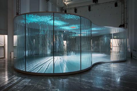 LiquidKristal – Fuori Salone International Design Week Milan