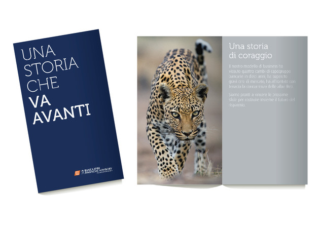 Brochure istituzionale Banca IPIBI | Corporate Brochure
