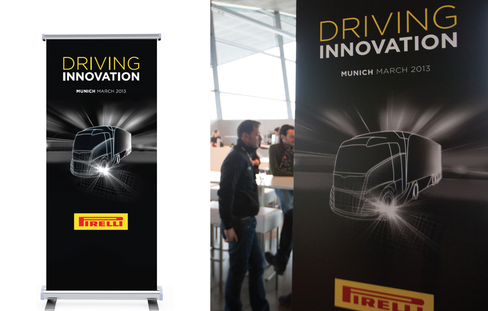 Segnaletica e visita BMW Welt | Welt  Signs and BMW Welt inspection