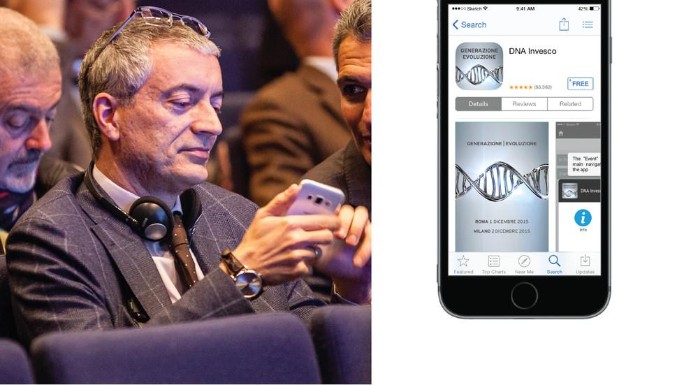 App dedicata all'evento multi-tappa | Dedicated App