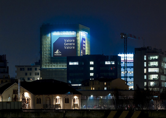 Affissione   Outdoor advertising