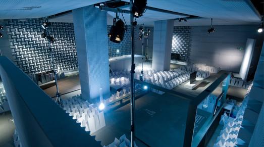 Allestimento mostra e light design | Exhibition set-up and light design