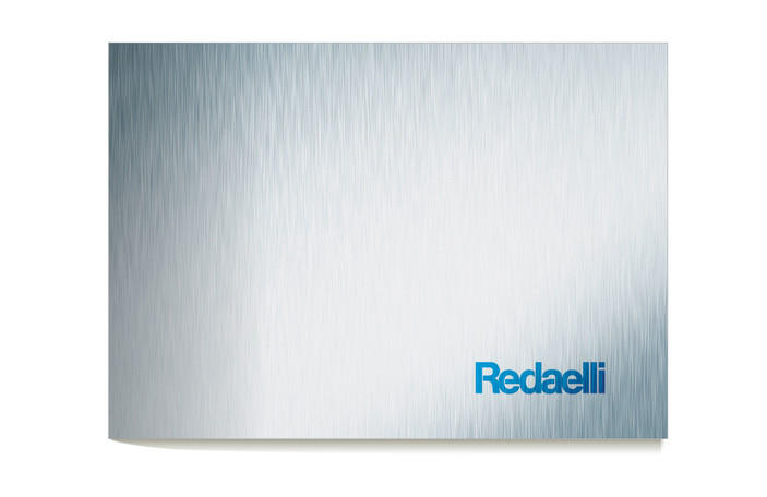 "Brochure istituzionale Redaelli ""The sense of safety"" 