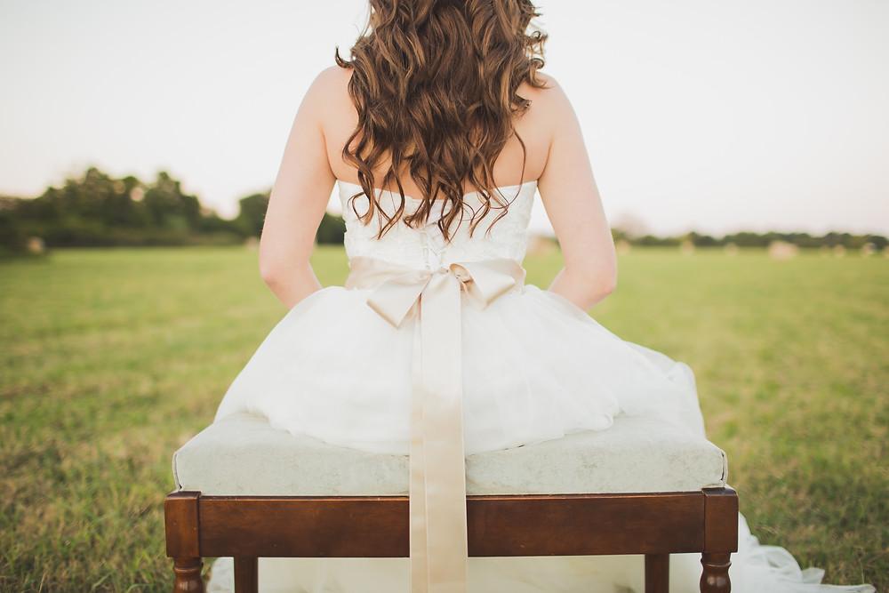 Antebellum Southern Bride