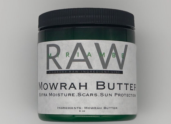 Mowrah Butter
