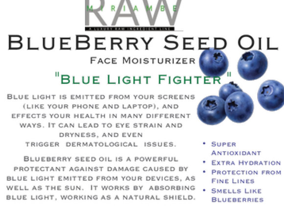BlueBerry Seed Oil