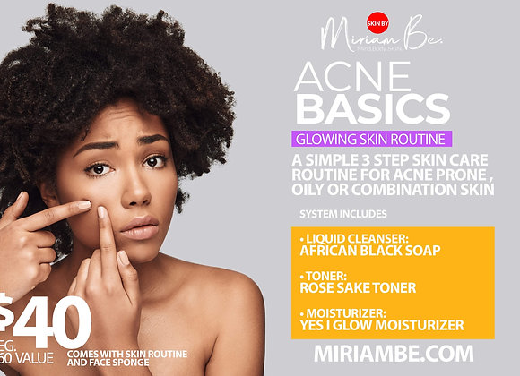 Acne Basics Special