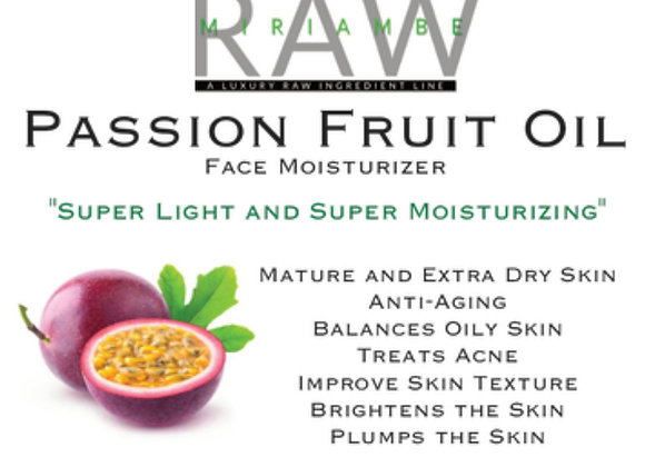 Passion Fruit Oil Face Moisturizer