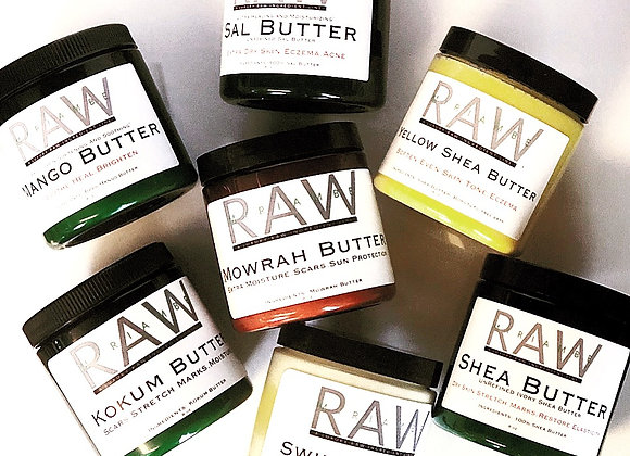 RAW Shea Butter  8oz