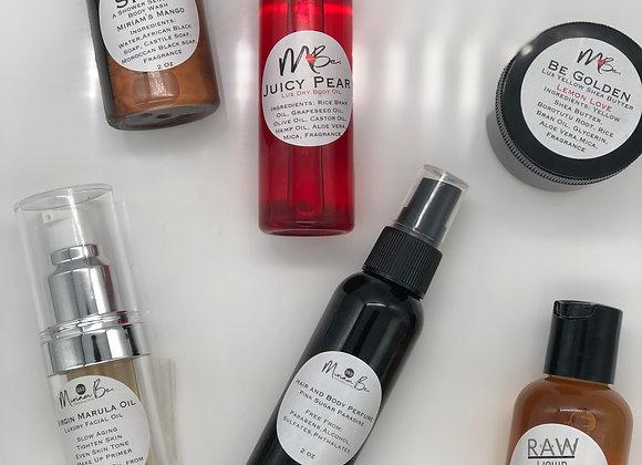 Sister Sample Hair and Body Perfume