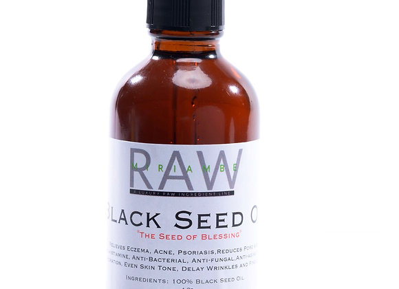 RAW Black Seed Oil