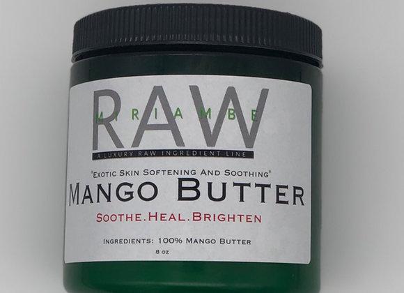 RAW Mango Butter  8oz