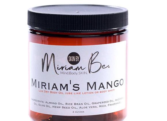Miriam's Mango Body Whip