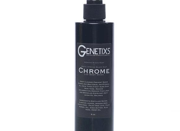 Genetixs Lux Chrome Body Wash