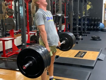 """Can Weightlifting Be """"Cardio"""" Too?"""