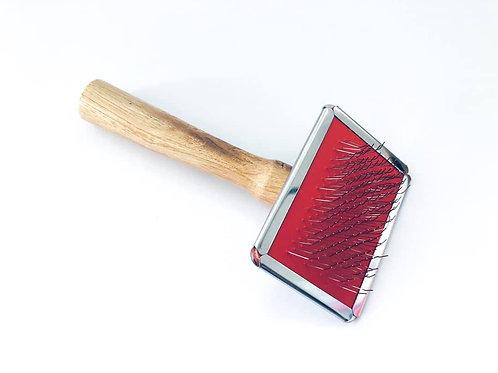 Small Long Handle Teasel Brush