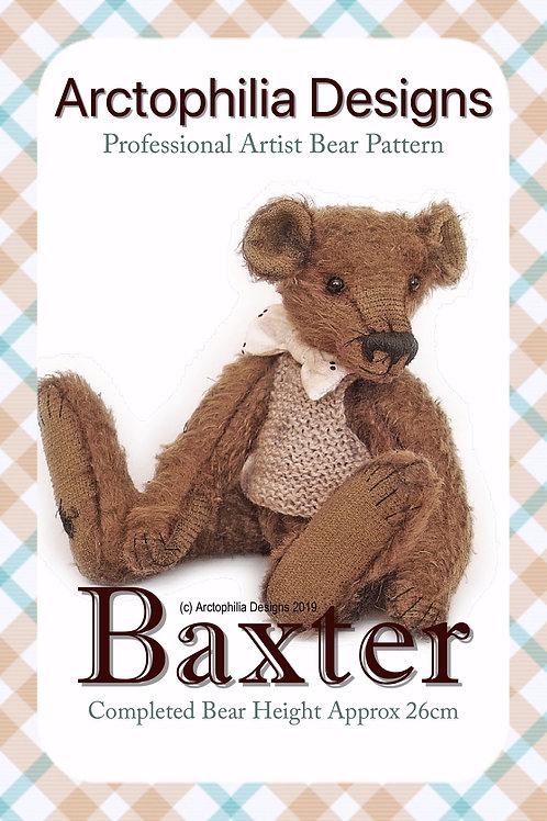 Teddy Bear Pattern Baxter