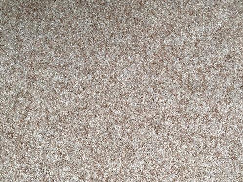 Wool Blend Beige Marl