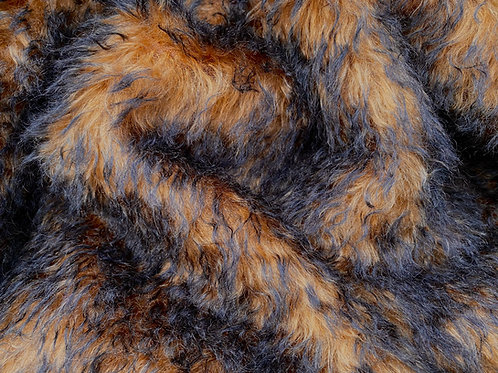 Mohair Fabric 40mm Cinder Tip