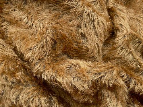 Swirl Mohair Fabric 14mm Autumn