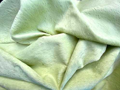 Viscose Fabric 6mm Apple Yellow