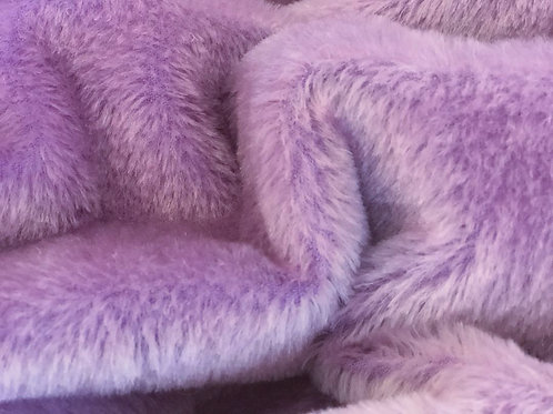 Mohair Fabric 8mm Violet Dream
