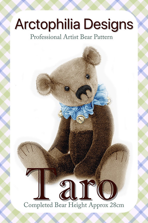 Teddy Bear Pattern Taro