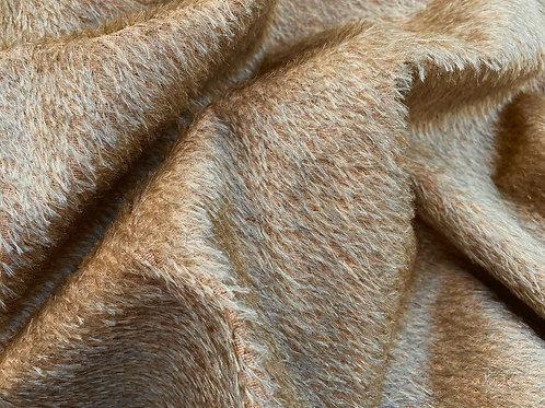 Mohair Fabric 10mm Golden Fall