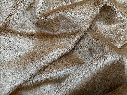 Mohair Fabric 12mm Golden Rod