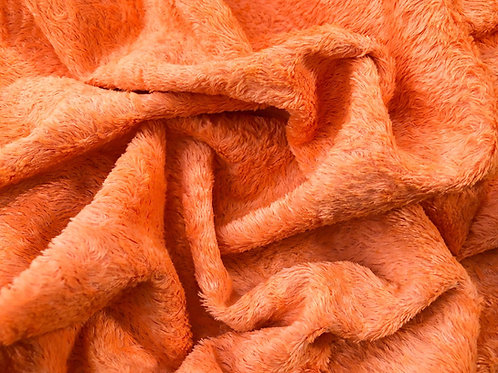 Viscose Fabric 6mm Hallow Orange