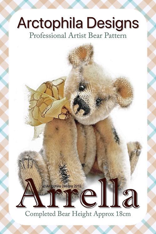 Teddy Bear Pattern Arrella