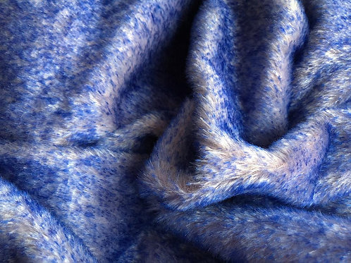 Mohair Fabric 13mm Tropical Sea