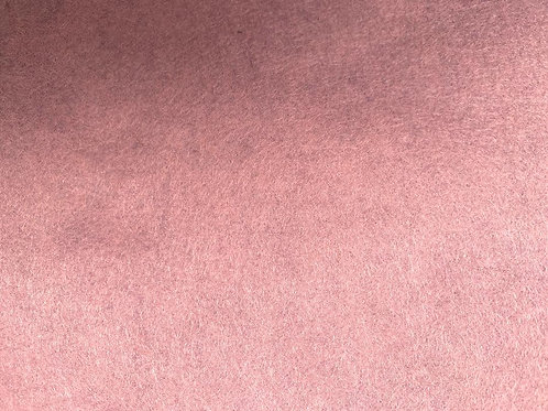 Wool Blend Felt Fabric Dusk Peach Marl