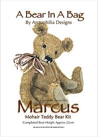 Marcus Bear Making Kit