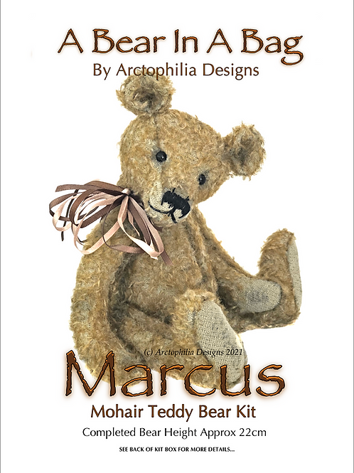A Bear In A Bag - Marcus Kit