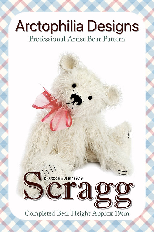 Teddy Bear Pattern Scragg