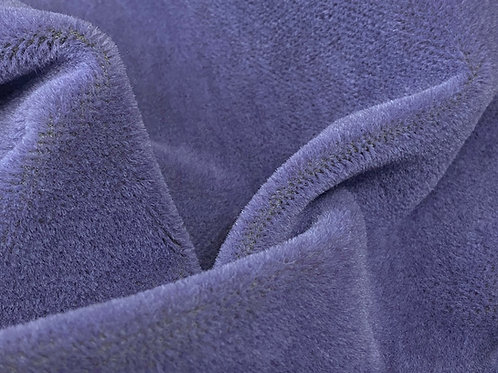 Miniature Mohair Fabric 3mm Hyacinth