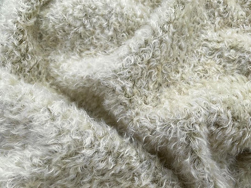 Mohair Fabric 15mm Soft Sage