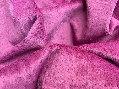 Viscose Fabric 6mm Raspberry Pink